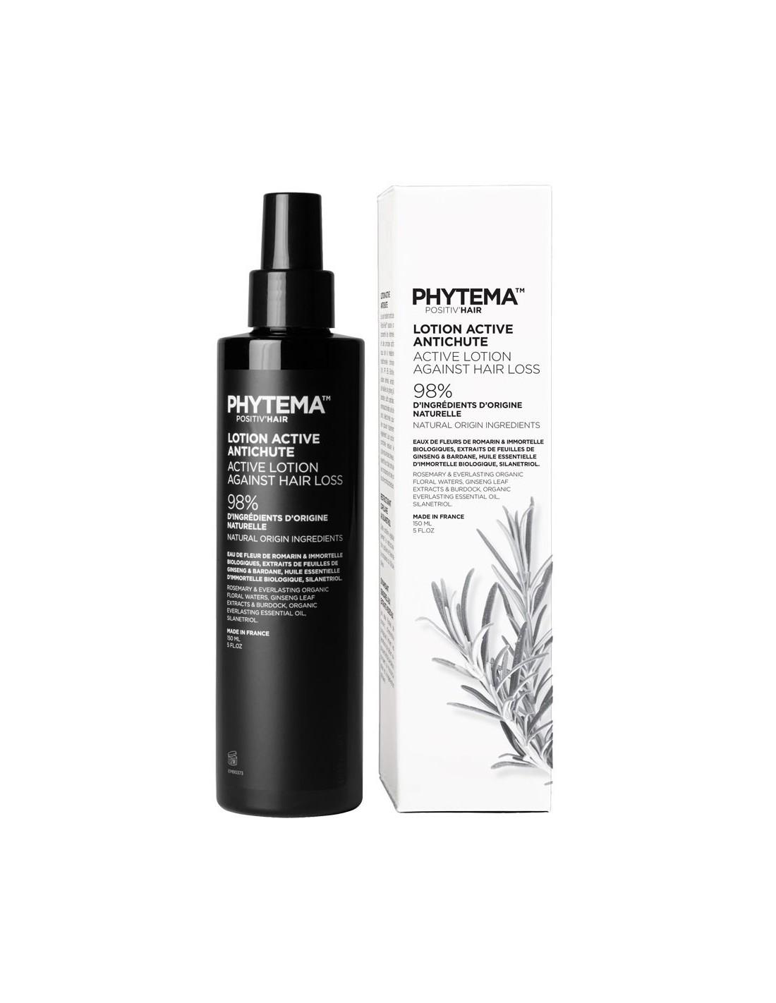 lotion anti chute de cheveux naturelle phytema positiv 39 hair. Black Bedroom Furniture Sets. Home Design Ideas