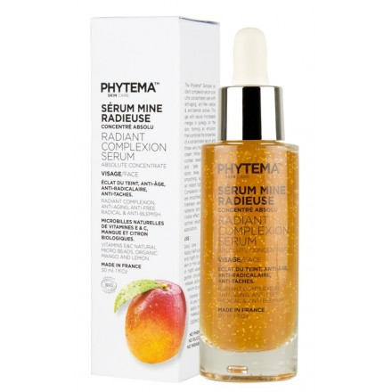 Organic BB Radiant Skin Serum