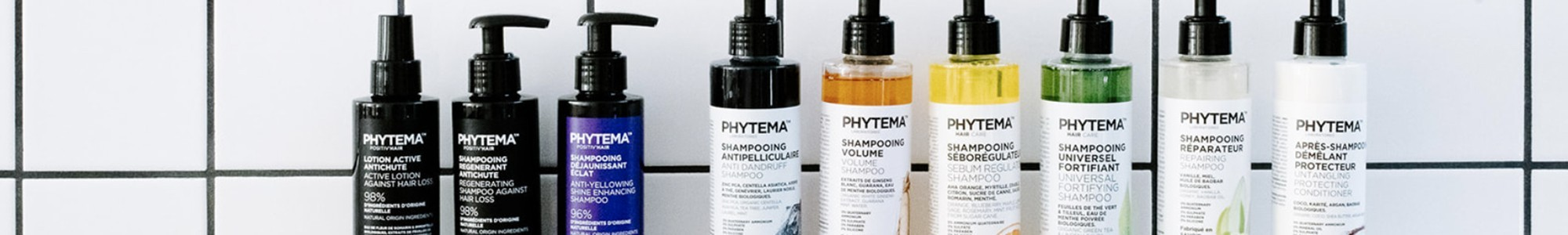 Shampoos and other hair care products with natural and organic extract
