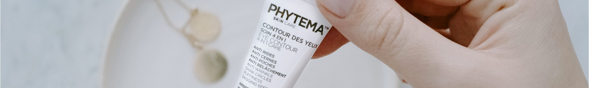 Natural and organics cosmetics for the body and the face - Phytema
