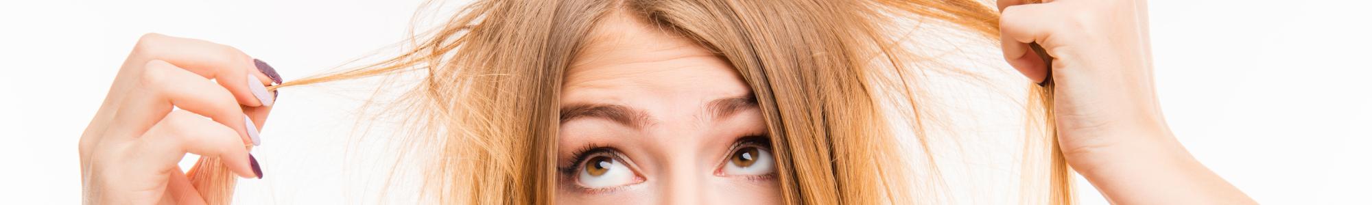 Shampoings et soins naturels biologiques pour cheveux fins